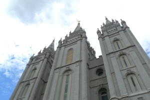 LDS Church's Salt Lake Temple