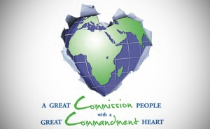A Great Commission People with a Great Commandment Heart