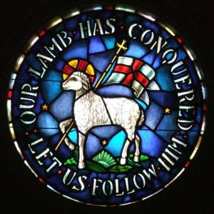 Our Lamb Has Conquered - Let Us Follow Him